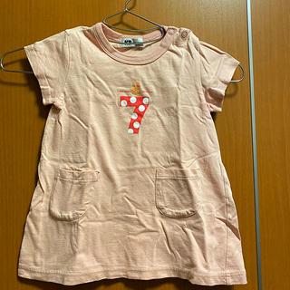 ニットプランナー(KP)のKPワンピース*80㎝(Tシャツ/カットソー)