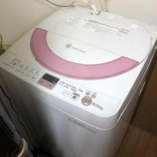 SHARP - SHARP 全自動洗濯機 ES-GE60N