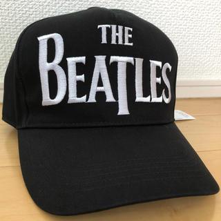 THE BEATLES ビートルズ 刺繍 キャップ 帽子 ⭐︎新品未使用(ミュージシャン)