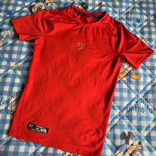 アンダーアーマー(UNDER ARMOUR)のアンダーアーマー アンダーシャツ 半袖(ウェア)