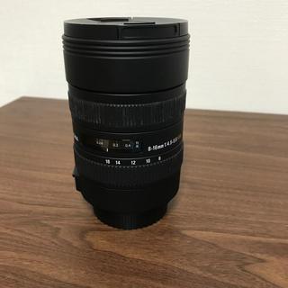 Canon - SIGMA 超広角ズームレンズ 8-16mm F4.5-5.6 DC HSM