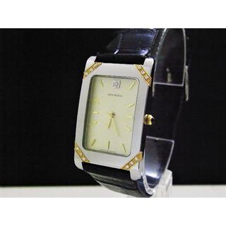 オリエント(ORIENT)のORIENT MON BIJOU 18K ダイヤモンド13P レクタンギュラー(腕時計(アナログ))