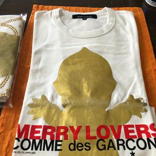COMME des GARCONS - コムデキャルソン  Tシャツ Mサイズ