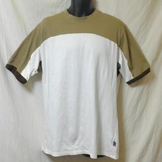 エバーラスティングライド(EVERLASTINGRIDE)のEVERLASTING RIDE 切替 Tシャツ XL 未使用品 street(Tシャツ/カットソー(半袖/袖なし))