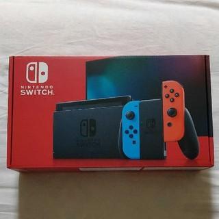 任天堂 - Nintendo Switch 本体 新品 未開封 ニンテンドー スイッチ