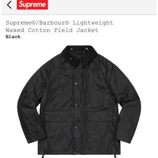シュプリーム(Supreme)のSupreme Barbour Waxed Cotton Jacket L(ブルゾン)
