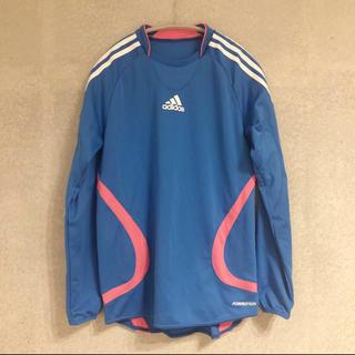 adidas - adidas スポーツウェア 長袖 サッカーウェア レディース