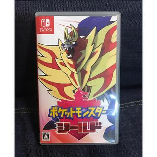 Nintendo Switch - ポケモン シールド ニンテンドースイッチ 任天堂 ポケットモンスター