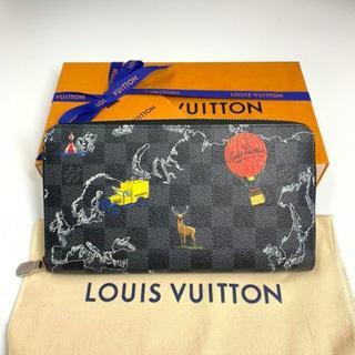 ルイヴィトン(LOUIS VUITTON)の新品‼️限定‼️ルイヴィトン 長財布 ジッピー オーガナイザー NM(長財布)