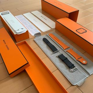 Hermes - Apple Watch 44mm用純正品ベルト2本