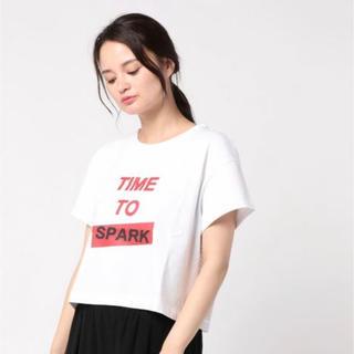 アウラアイラ(AULA AILA)のAULA Tシャツ(Tシャツ(半袖/袖なし))