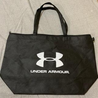 UNDER ARMOUR - アンダーアーマー  不織布 ショップ袋・エコバッグ ①