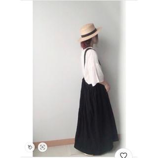 SM2 - Samansa Mos2♡オーバーレースエプロンワンピース