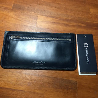 エルゴポック(HERGOPOCH)のHERGOPOCH エルゴポック スマートウォレット ほとんど未使用品日本製(長財布)