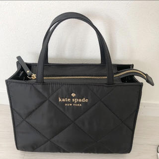 kate spade new york - ケイトスペード ワトソンレーンキルトサム 美品