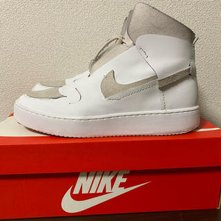 ナイキ(NIKE)のNIKE W VANDALISED LX WHITE 28cm(スニーカー)