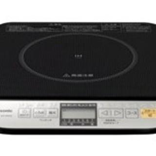 パナソニック(Panasonic)のPanasonic 卓上IH調理器 KZ―PH33―K(調理機器)