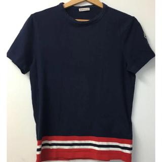 モンクレール(MONCLER)のモンクレール Tシャツ レディース 日本代理店タグあり正規品 お値下げしました(Tシャツ(半袖/袖なし))
