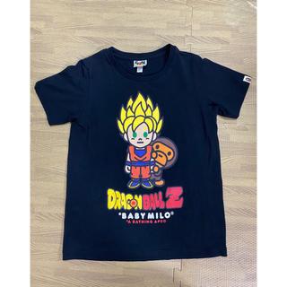 アベイシングエイプ(A BATHING APE)のA BATHING APEx ドラゴンボールZ マイロ Tシャツ(Tシャツ(半袖/袖なし))