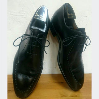 ベルルッティ(Berluti)の貴重 靴の宝石 ベルルッティ 革靴 ホールカット プレーントゥ ベネチアンレザ(ドレス/ビジネス)