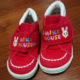 mikihouse - ミキハウス 靴 うさこ 16cm  女の子
