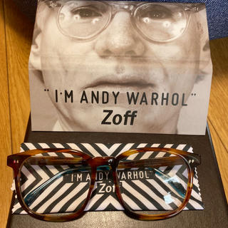 "Zoff - Zoff ""I'M ANDY WARHOL"" ~Self-Portrait~度無"