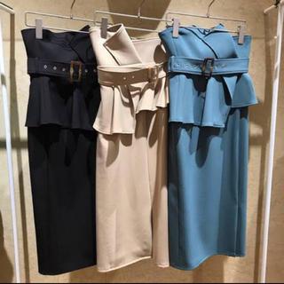 snidel - SNIDEL*ハイウエストポンチタイトスカート♡