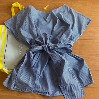 Rope' Picnic - ROP'E  PICNIC  新品•未使用  タグ付き  前リボンボーダーシャツ