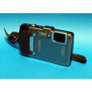 OLYMPUS 1600万画素防水・防塵、耐落下衝撃、耐低温カメラ TG-830