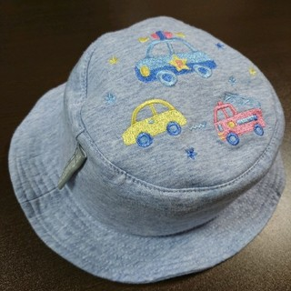 サンリオ(サンリオ)のSanrio THE RUNABOUTSの折りたたみハット 50㎝(帽子)