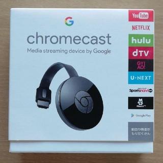 Chromecast 第2世代 箱 付属品付き