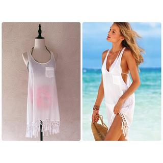 Victoria's Secret - ヴィクトリアシークレット カバーアップ ビーチドレス