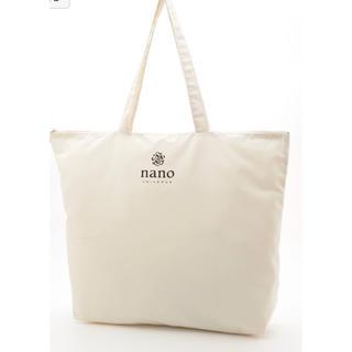 ナノユニバース(nano・universe)の福袋 袋のみ ナノユニバース トートバック(トートバッグ)