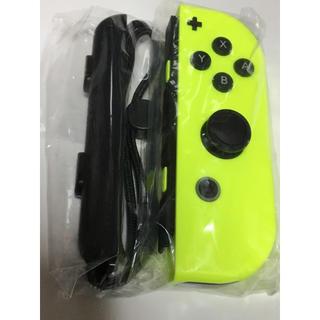 Nintendo Switch - 新品 Switch Joy-con (R)ネオンイエロー 右側