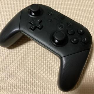 Nintendo Switch - 美品 プロコン 純正品
