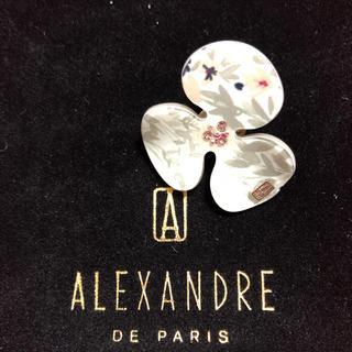 Alexandre de Paris - 新品 アレクサンドルドゥパリ ブローチ