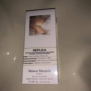 マルタンマルジェラ(Maison Martin Margiela)のマルジェラ レプリカ オードトワレ レイジー サンデー モーニング 100ml(ユニセックス)