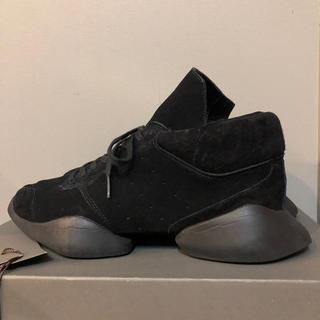 Rick Owens - adidas by rick owens ランナー スウェード