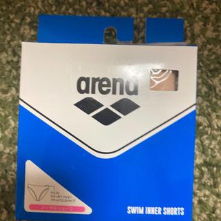 アリーナ(arena)の新品未使用スイムショーツ Lサイズ 女性用 arena(水着)