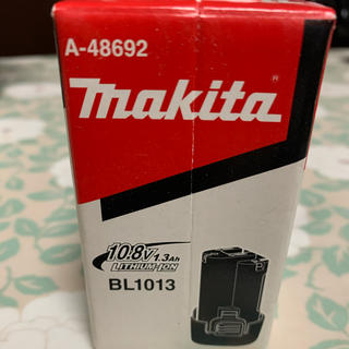 Makita - マキタ バッテリーBL1013