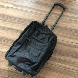 ブリーフィング(BRIEFING)のBRIEFINGブリーフィング T-4トロリーキャリーバッグ ブラック 黒(トラベルバッグ/スーツケース)