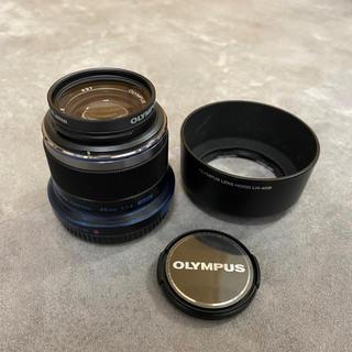 オリンパス(OLYMPUS)のOLYMPUS m.zuiko 45mm f1.8(レンズ(単焦点))