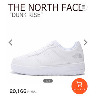 THE NORTH FACE - the north face  日本未入庫 スニーカー