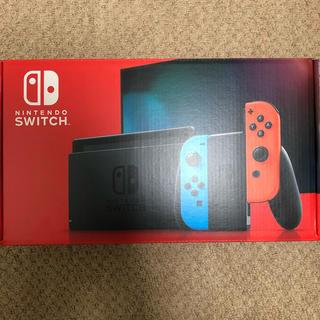 Nintendo Switch - 新品 新型 Nintendo Switch 本体 スイッチ本体