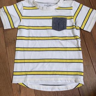 グローバルワーク(GLOBAL WORK)のグローバルワーク ボーダー Tシャツ Mサイズ(Tシャツ/カットソー)