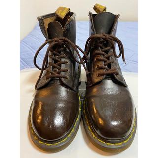 Dr.Martens - Dr.Martens ドクターマーチン 8ホール ブーツ 24.5 レザー 革靴