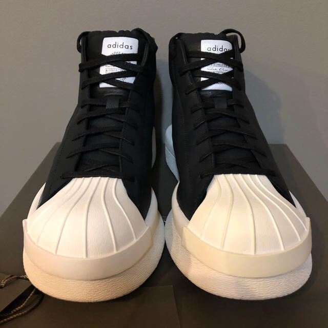 Rick Owens(リックオウエンス)の新品 adidas by rick owens マストドン プロモデル メンズの靴/シューズ(スニーカー)の商品写真