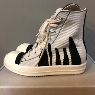 Rick Owens - 新品稀少 drkshdw by rick owens ボミット ラモーンズ