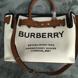 BURBERRY - 新品 BURBERRY   2WAY ビッグ バッグ