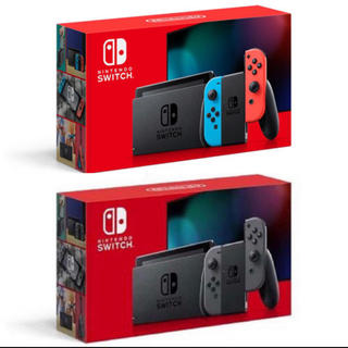 ニンテンドースイッチ(Nintendo Switch)の任天堂スイッチ 本体 (家庭用ゲーム機本体)